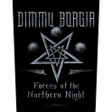 DIMMU BORGIR - Forces Of The Northern Night - Dossard