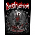 DESTRUCTION - Born To Perish - Dossard