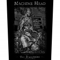 MACHINE HEAD - The Blackening - Dossard