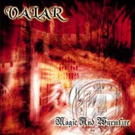 VALAR - Magic and wyrmfire - CD