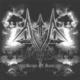 VINGDAR - Reign of ruin - CD