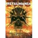 METALMANIA 2008 - Compilation - DVD