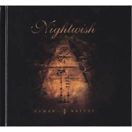 NIGHTWISH - Human. :  : Nature - 3-LP Deep Red Gatefold