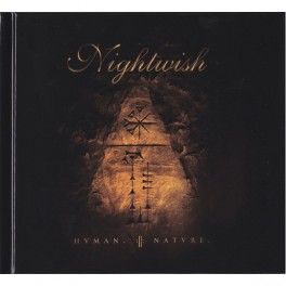 NIGHTWISH - Human. :||: Nature. - 3-CD Earbook