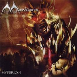 MANTICORA - Hyperion - CD