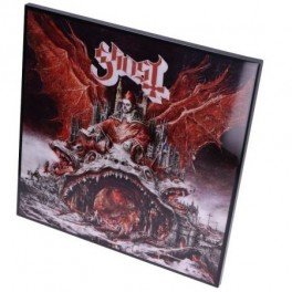 GHOST - Infestissumam - Tableau / Crystal Clear Picture 32cm
