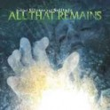 ALL THAT REMAINS - Behind Silence And Solitude - CD