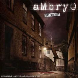 AMBRYO - Dead End Street - CD