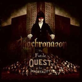 ANACHRONAEON - The Futile Quest For Immortality - CD