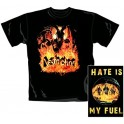 DESTRUCTION - Hate Is My Fuel - TS