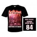 DESTRUCTION - Sentence Of Death - TS