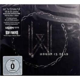 WOVENWAR - Honor Is Dead - CD + DVD Digibook