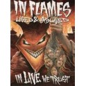 IN FLAMES - Used & Abused : in live we trust - 2-DVD + 2-CD