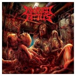 ABORTED FETUS - Goresoaked Clinical Accidents - CD