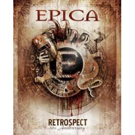 EPICA - Retrospect : 10th anniversary - 2-DVD + 3 CD Digi