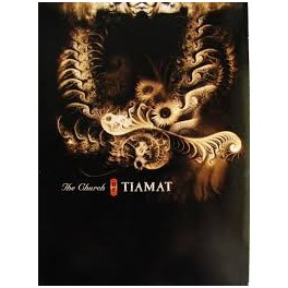 TIAMAT - The church of Tiamat - 2-DVD