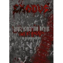 EXODUS - Shovel Headed Tour Machine - 2-DVD + CD Digi