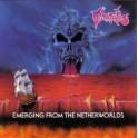 THANATOS - Emerging from the netherworlds - CD