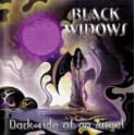 BLACK WIDOWS - Dark side of an angel - Mini CD