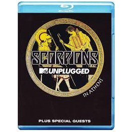 SCORPIONS - MTV Unplugged in Athens - Blu Ray
