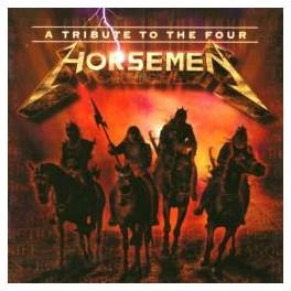 A TRIBUTE TO THE FOUR HORSEMEN - Tribute to Metallica - CD