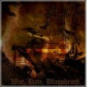 AGE OF AGONY - War, Hate, Blasphemy - CD