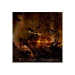 AGE OF AGONY - War, Hate, Blasphemy - CD