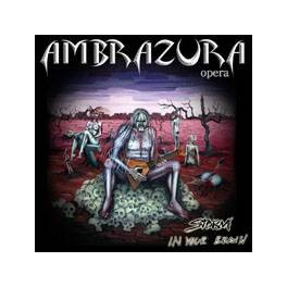 AMBRAZURA - Storm in Your Brains - CD