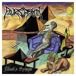 ANKSUNAMON - Maah's Pyramid - CD