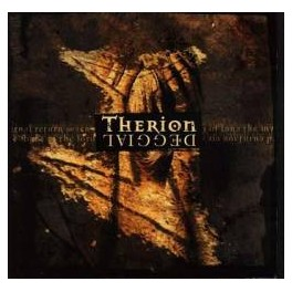 THERION - Deggial - CD