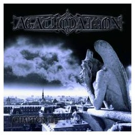 AGATHODAIMON - Chapter III - CD Digi