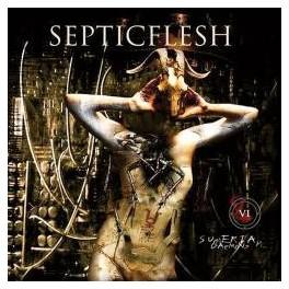 SEPTIC FLESH - Sumerian Daemons - CD