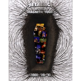 METALLICA - World Magnetic Tour Programme