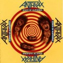 ANTHRAX - State Of Euphoria - CD