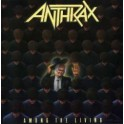 ANTHRAX - Among The Living - CD