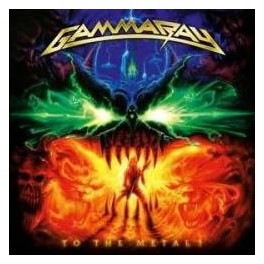 GAMMA RAY - To the Metal ! (Digipack DVD Bonus)