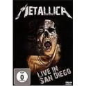 METALLICA - Live In San Diego - DVD