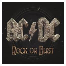 AC/DC - Rock or bust -LP Gatefold + CD bonus