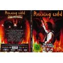 RUNNING WILD - The Final Jolly Roger - DVD