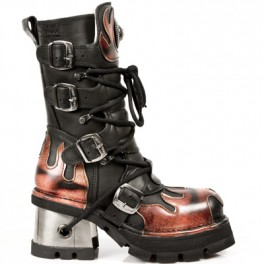 BOTTES NEW ROCK N°543-S1 Taille 40