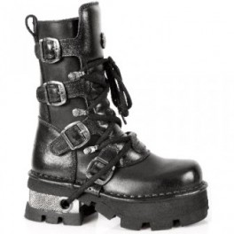 BOTTES NEW ROCK JUNIOR N°373J-S1 Taille 31
