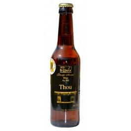 Bière Blanche de Pont d'Ain 'THOU' 33cl
