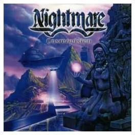 NIGHTMARE - Cosmovision + Astral delivrance - CD