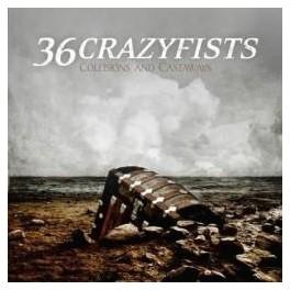36 CRAZYFISTS - Collisions And Castaways - CD