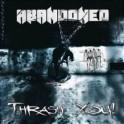 ABANDONED - Thrash You ! - CD