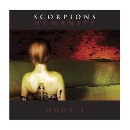 SCORPIONS - Humanity - Hour I - CD