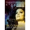 TARJA TURUNEN & HARUS - In Concert  Live at Siebelius Hall - DVD