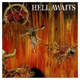 SLAYER - Hell Awaits - CD Digi