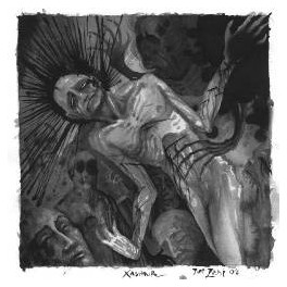 XASTHUR - All Reflections Drained - CD A5