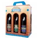 Bière Bourganel - Pack Découverte 5 Bières 33cl + 1 verre